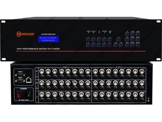 MICOM-YUV0808-分量矩阵8进8出