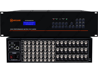 MICOM-YUV1608-分量矩阵16进8出