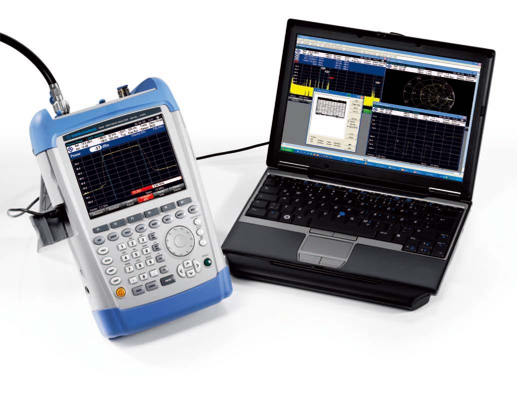 R&S VTS视音频分析仪