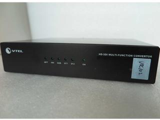VOC-101/102-HD-SDI 光纤收发器