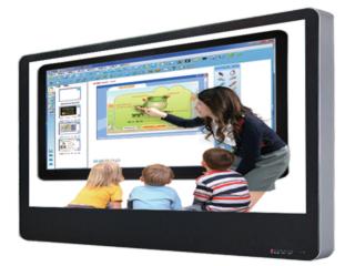 YXD55L-55寸多媒体交互式电子白板(YXD55L)