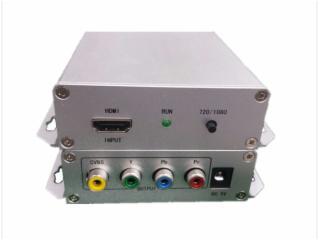 6563-HDMI轉YPbPr/CVBS轉換器