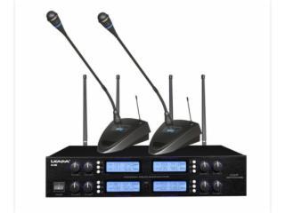 LX-208-U频1拖8无线会议话筒