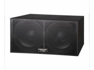 S218B-双18寸超低音箱