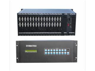 PG-DVI1616-16进16出DVI矩阵