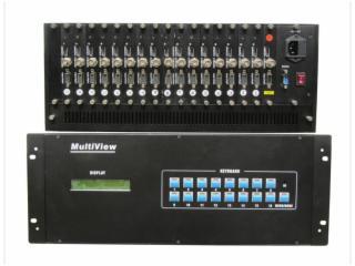 MV-X-16路高清画面分割器