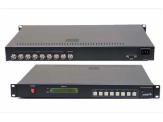 PG-SDI0801-8进1出 SDI切换器