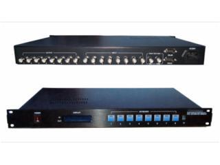 PG-SDI0808-8进8出 SDI矩阵