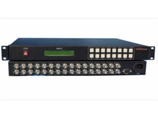 PG-SDI1616-16进16出  SDI矩阵