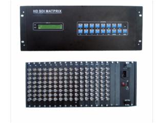 PG-SDI3232-32进32出 SDI矩阵