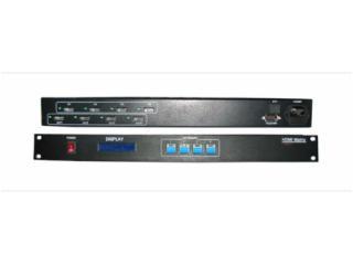 PG-HDMI0404-4进4出 HDMII矩阵