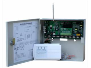 wg-fx-1-8有線16無線工程鐵盒無線報警主機