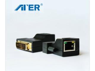 DE-10-DVI雙絞線傳輸器