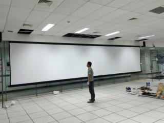 KL-DDM-大尺寸電動幕