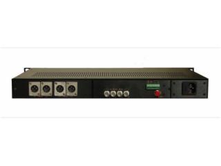HC2010-1-8路廣播級音視頻光端機,廣播級視頻光端機,廣播級音頻光端機