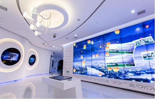 AVTRONSYS智能中控成功应用于福州市城市发展展示馆