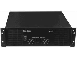 CA-3、CA-4、CA-5、CA-6-京邦CA系列双通道专业功放