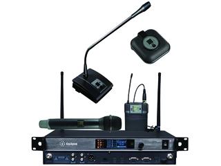 DMW-430-全自动智能无线混音器