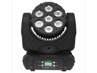 BZL-S012-LED7顆12瓦搖頭光束燈