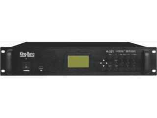 K-321-京邦四分区IP网络前置终端K-321