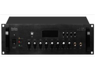K-120M-京邦带MP3合并式广播功放K-120M