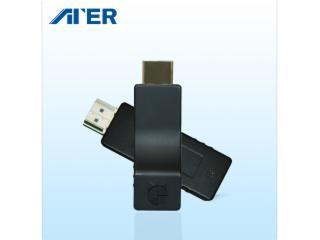 HE-10-HDMI双绞线传输器