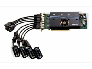 M9188 PCIe x16-M9188 PCIe x16八显示器图形卡多屏卡