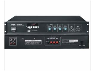 OBT-6040-合并定壓功放機
