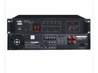 OBT-D6095-D6655-五分區定壓功放機
