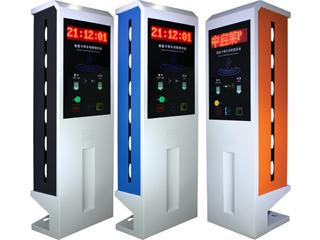 T1系列-標準型停車場系統