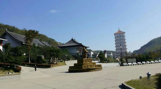 西派电子音频扩声系统工程 成功应用于宜兴大觉寺