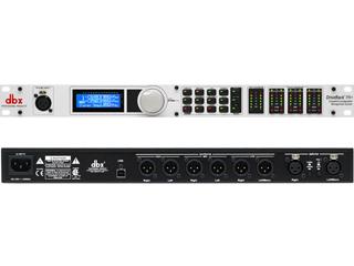 DBX DriveRack PA+-音箱处理器