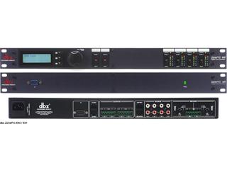 DBX  ZonePro 640/641-数字区域控制器