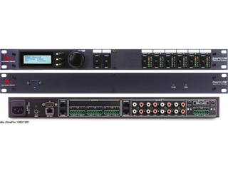 DBX ZonePro 1230|1261-数字区域控制器