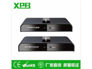 XPB1142-HDMI电力延长器+分配器功能 无需布线 300米