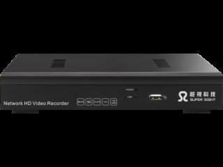 1盘位 POE NVR 8路300万或者4路300万  CS-NVR01-08H-1盘位 POE NVR 8路图片