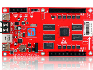 M31-LED隐现屏全彩控制卡