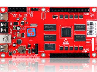 M20-LED顯示屏全彩控制卡