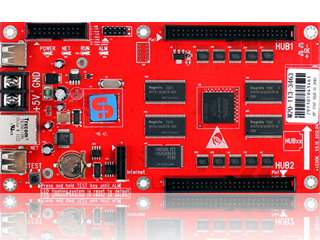 M20-LED隐现屏全彩控制卡