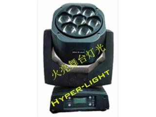 HL-LW0715-ZI-7顆LED小蜂眼搖頭燈 調焦LED小蜂眼