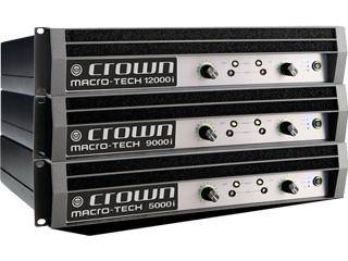 MA-5000i-MACRO TECH i功率放大器