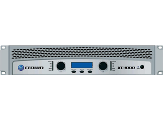 XTi1000-功率放大器