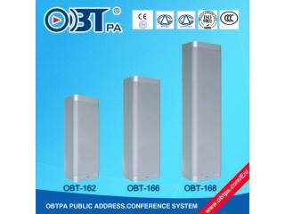 OBT-168-室内木质音响 室内音柱