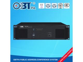 OBT-7100/7150/7200-大功率純后級功放 廣播功放