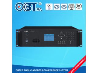 OBT-9000-一体播控主机 广播音源控制器