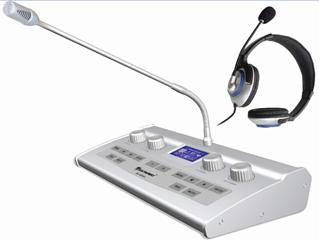 RX-E9016-全數字16通道同聲傳譯雙人翻譯臺