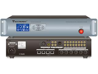 RX-M9116-全數字16通道同聲傳譯主機