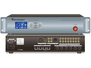 RX-M9108-全數字8通道同聲傳譯主機