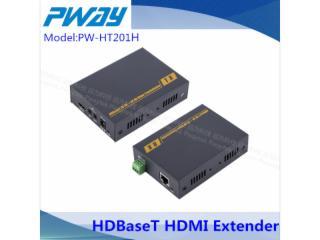 PW-HT201H-HDMI  HD-Baaet 100米 無壓縮單網線延長器 4KX2K 3D