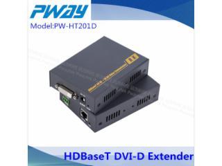 PW-HT201D-DVI-D 100米 單網線延長器  4KX2K 3D RS232(串口)